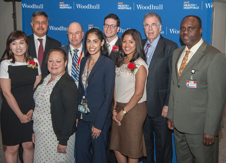 Woodhull Hospital doctor and dentist graduates – The Greenline