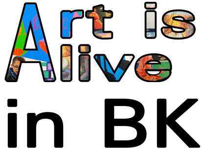 Art is Alive in BK online GL