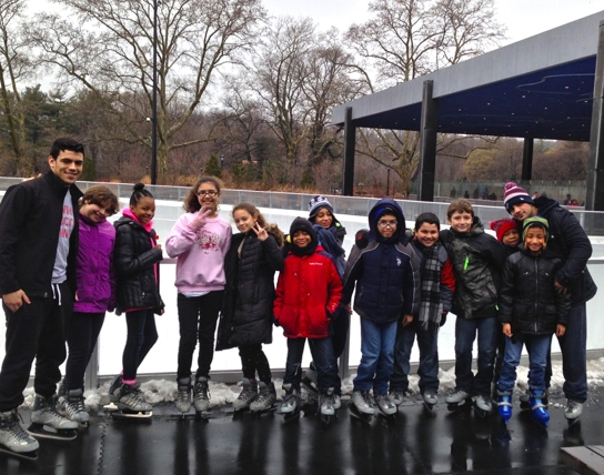 Ice Skating SSA