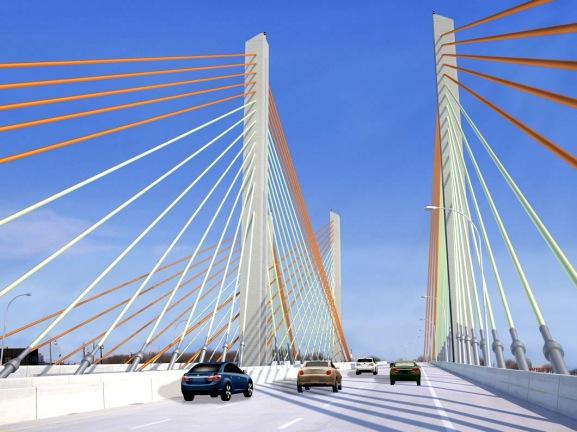 Kosciuszko Bridge 01