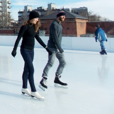 McCarren Rink Dec 2014 couple