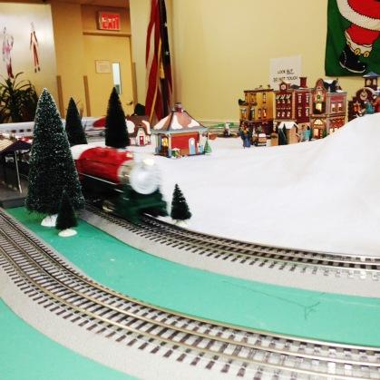 SNA Model Train 01