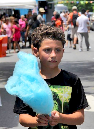 Cotton Candy for all ages!