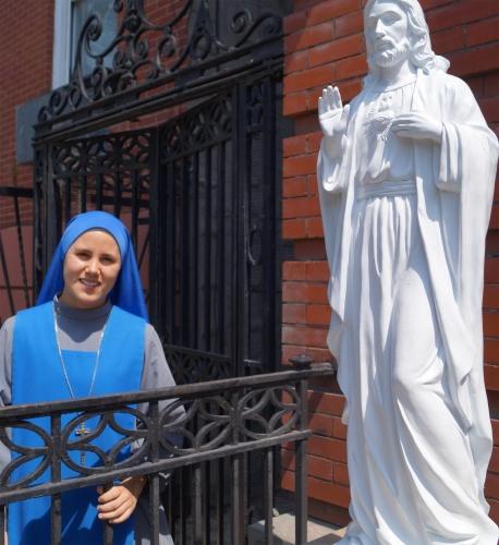 Church Statue 001