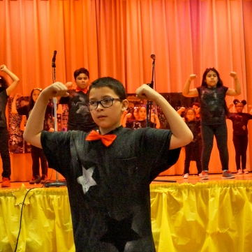PS 250's Night of the Arts showcases students talents in performance and visual arts