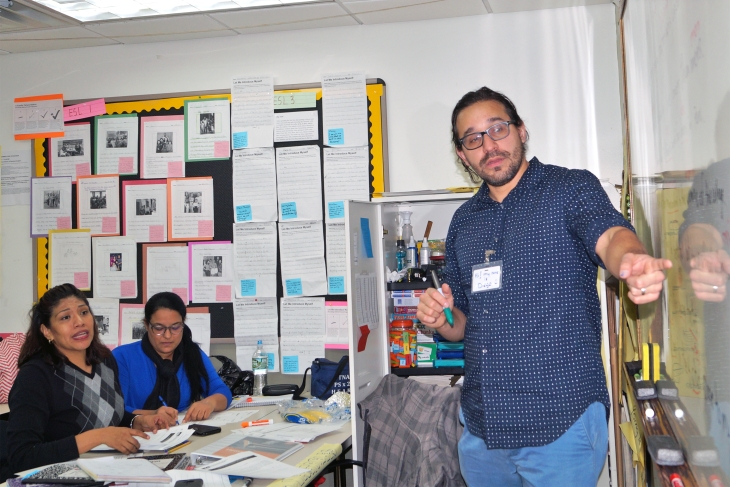 WFD ESOL classroom 001