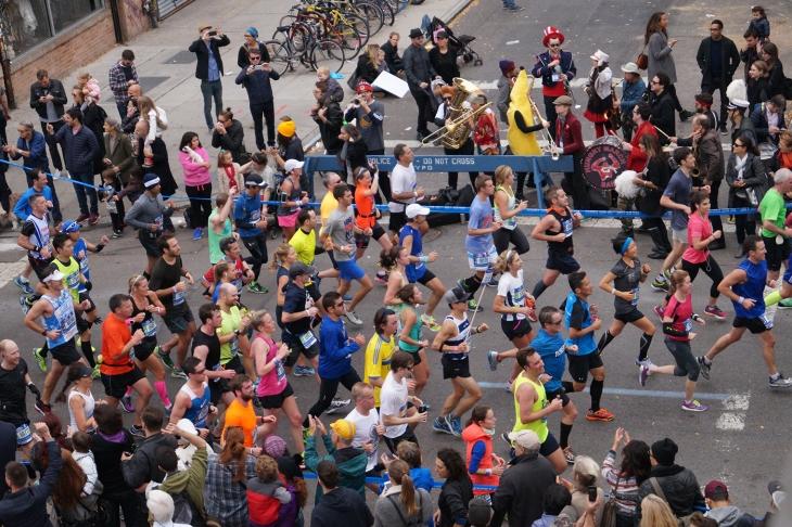 2015 Marathon pack