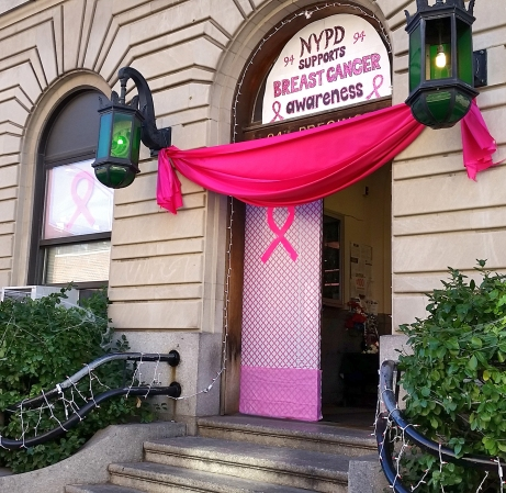94th Wears Pink
