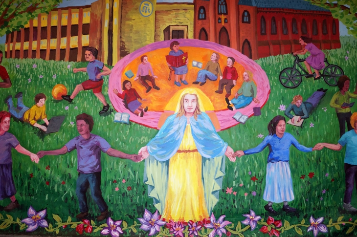 QotR mural 001
