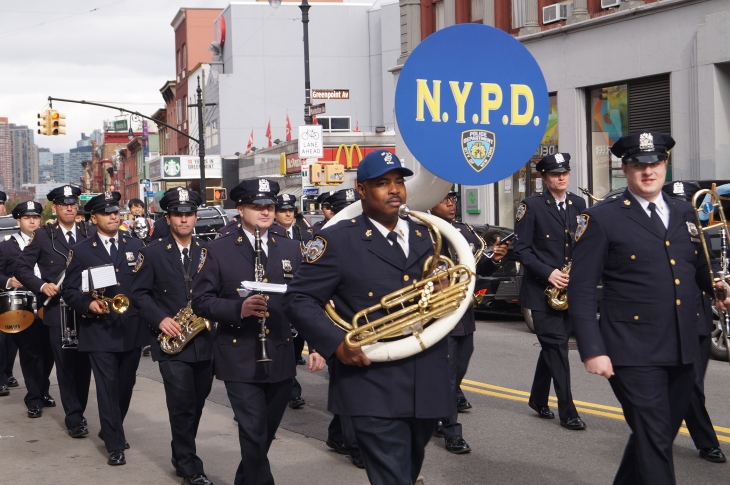 GP Ch Halloween Parade 034 NYPD